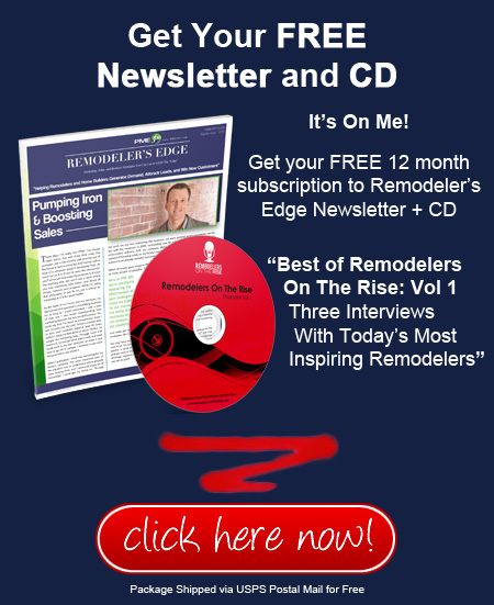 Get Your FREE Newsletter + CD